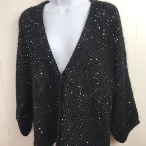 Chico's Embellished sequins Sweater
